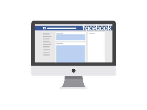 Фирмена facebook страница